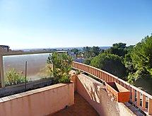 Le Grand Vallon con balcone und lavatrice