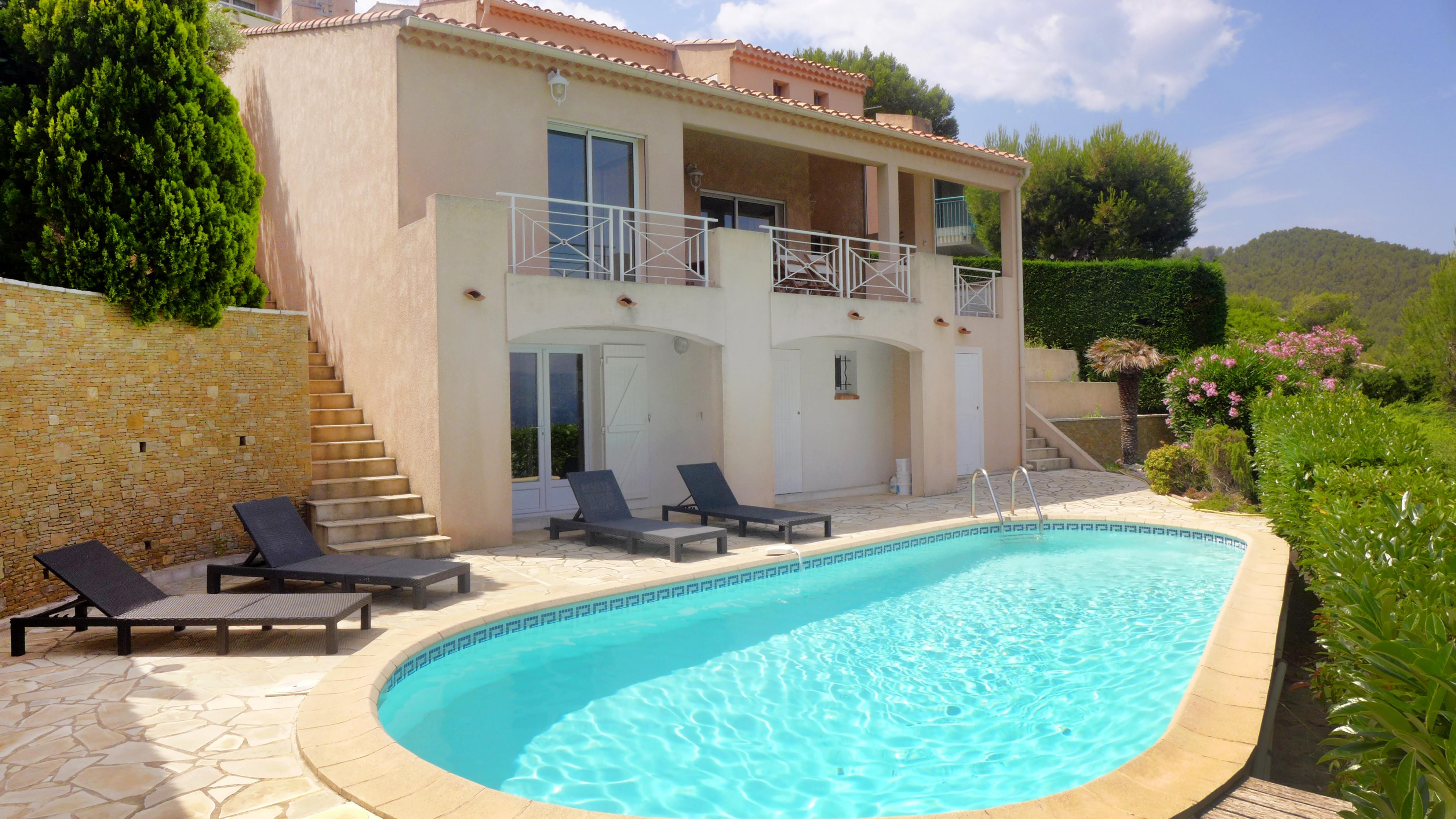 Location vacances Saint Cyr sur Mer La Madrague France