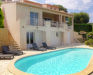 Vakantiehuis Les Cèdres, Saint Cyr sur Mer La Madrague, Zomer