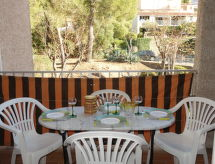 Saint Cyr sur Mer La Madrague - Apartment Les Aigues Marines