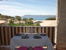 Saint Cyr sur Mer La Madrague - Appartement Les Aigues Marines
