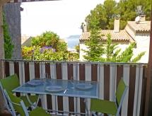 Saint Cyr sur Mer La Madrague - Apartment Les Aigues Marines
