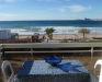 Ferienwohnung La Mer, Saint Cyr sur mer Les Lecques, Sommer