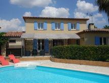 Saint Cyr sur mer Les Lecques - Vakantiehuis Villa DIAU