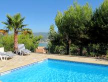 Saint Cyr sur mer Les Lecques - Vacation House L'Horizon (SCS130)