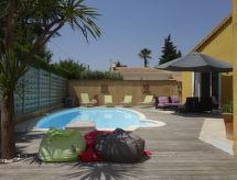 Saint Cyr sur mer Les Lecques - Vakantiehuis La Miolane