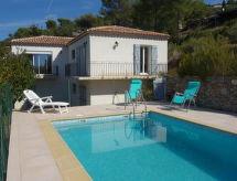 La Cadière d'Azur - Maison de vacances La Campagne