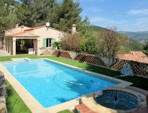 Sollies-Ville - Casa Ferienhaus mit Pool (SVX100)