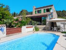 Garéoult/La Roquebrussane - Ferienhaus Ferienhaus mit Pool (GAR235)