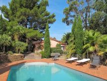 Giens - Vakantiehuis Ferienhaus mit Pool (GIN145)