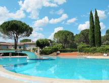 Carces - Ferienwohnung Anlage mit Pool (CAE125)