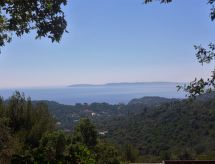 Cap Bénat - Maison de vacances Village Les Fourches