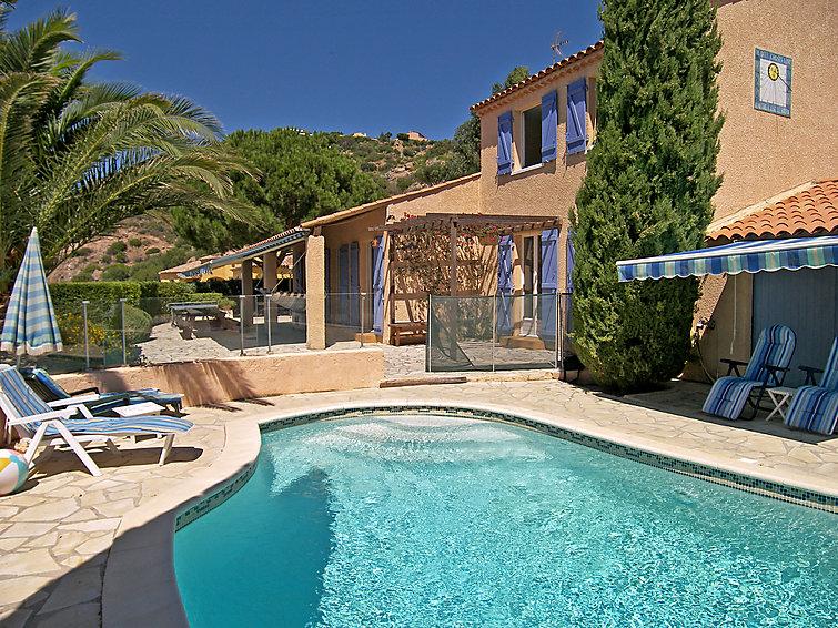 Ferienhaus Villa Campechano, Bormes Les Mimosas, Sommer
