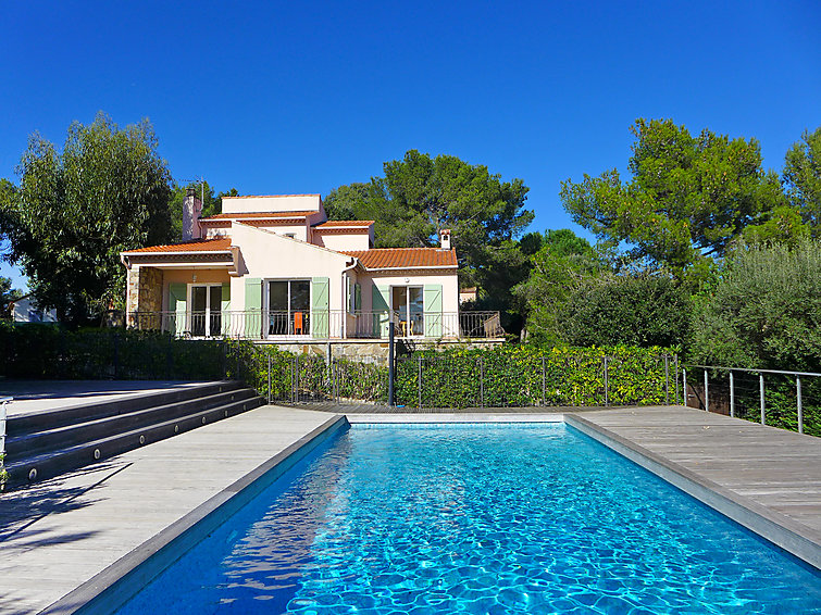 Holiday House Villa Rosa In BormesLesMimosas France Fr