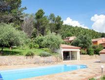 Cuers - Casa Ferienhaus mit Pool (CUR105)