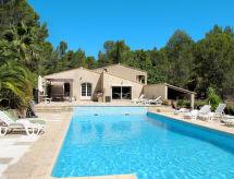 Carnoules - Vakantiehuis Ferienhaus mit Pool (PIG100)