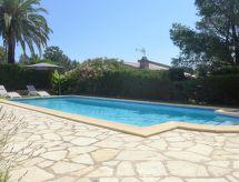 Cavalaire - Vakantiehuis Villa Dauphin