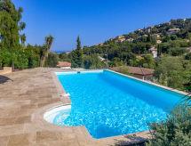 Cavalaire - Vakantiehuis Villa Loupastre