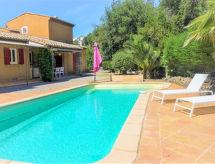 La Croix-Valmer - Vakantiehuis Villa Aestas
