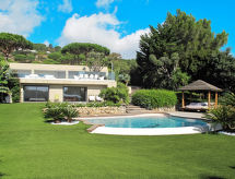 Ramatuelle - Ferienhaus Villa Les Oursins (RAA130)