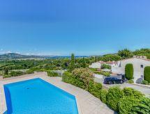 Saint-Tropez - Ferienwohnung Les Terrasses