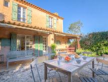 Saint-Tropez - Ferienhaus Les Parcs de Gassin