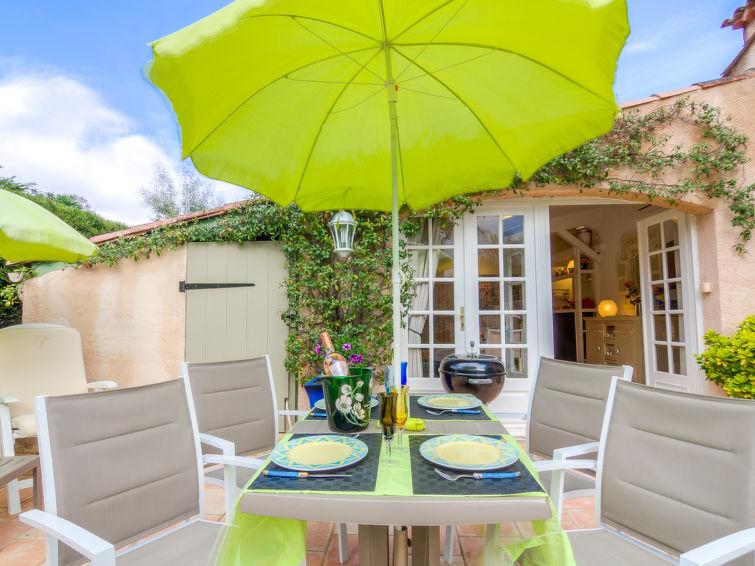 Dom Le Mimosa Domek Letniskowy Saint Tropez Lazurowe