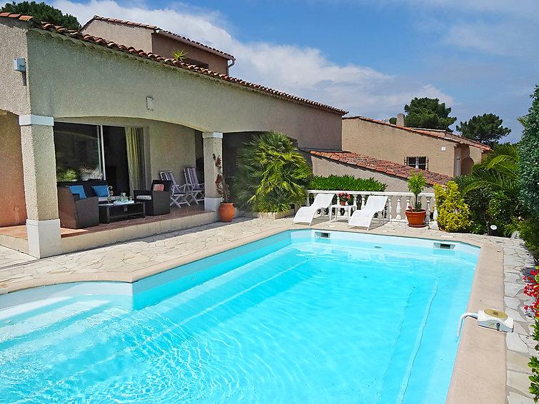 Domaine de Saint Martin Villa in St Tropez