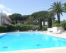 Ferienwohnung Les Patios, Saint-Tropez, Sommer