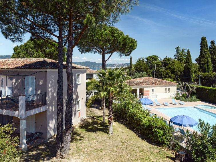 Le Clos Bonaventure (TRO120) Holiday resort in St Tropez