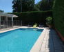 Casa de vacaciones Les Rocailles, Cogolin, Verano