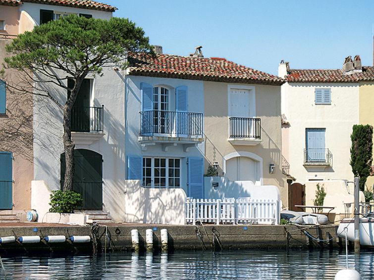 Maison pêcheur (POG125) Accommodation in Port Grimaud