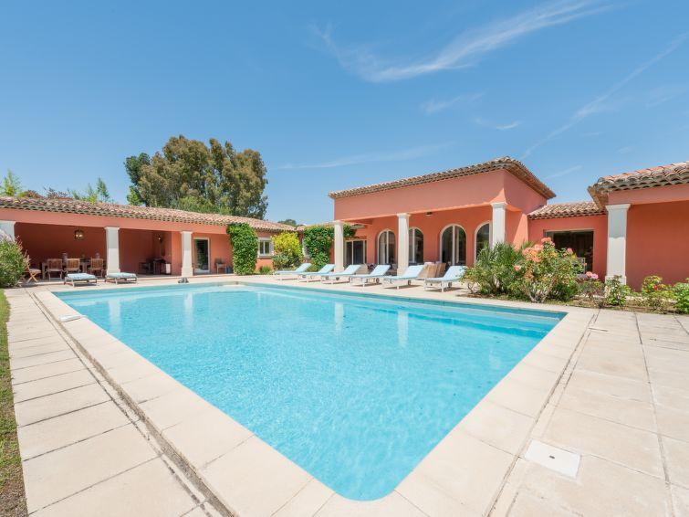 Les Mûres mûres Villa in Grimaud