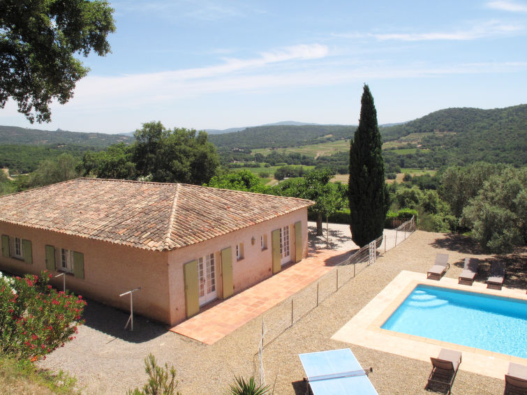 Mas des Chênes (GRI120) Accommodation in Grimaud