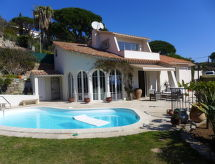 Sainte Maxime - Holiday House Villa Bindouletto