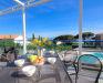 Ferienwohnung Les Terrasses de la Croisette, Sainte Maxime, Sommer