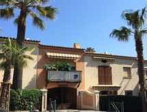 Sainte Maxime - Apartment Les Embruns