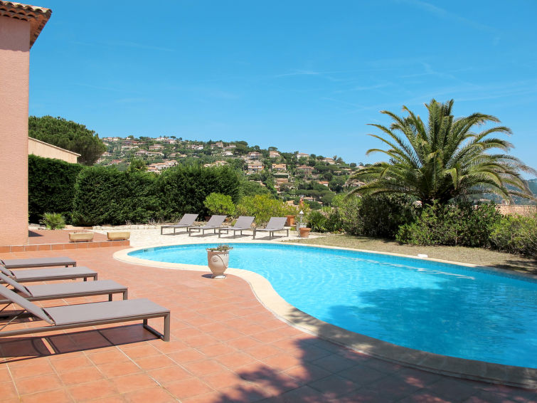 Cacharel (MAX230) Villa in Sainte Maxime