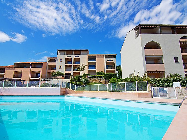 Le Domaine de la Gaillarde Apartment in Les Issambres