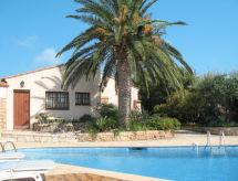 Les Issambres - Vakantiehuis Rossignol (LIS128)