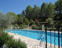 Villa L'Aigo Vivo con microondas y piscina