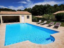 Lorgues - Vakantiehuis Les Dourets