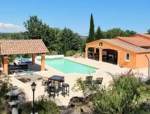 Lorgues - Vakantiehuis Villa Colibri (LOG150)