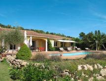 Bagnols en Forêt - Vakantiehuis Ferienhaus mit Pool (BEF170)