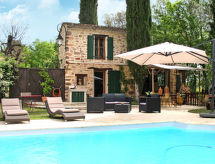 Bagnols en Forêt - Maison de vacances Ferienhaus mit Pool (BEF145)