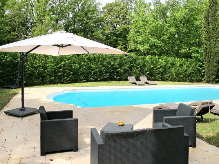 Ferienhaus mit Pool (BEF145)