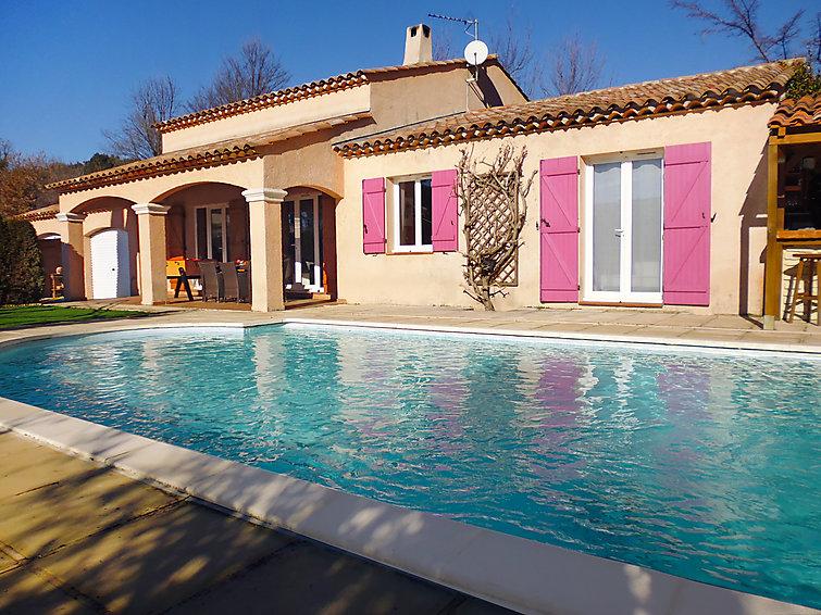 Kuća za odmor Les Pesquiers za bbq i s bazenom