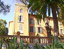 Puget-sur-Argens - Ferienhaus Château de Vaucouleurs