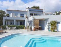Saint Aygulf - Ferienwohnung Maison Chardin