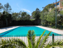 Saint-Raphaël - Appartement les Jardins d'Azur